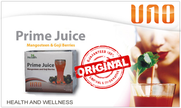 Prime Juice - UNO Premier International